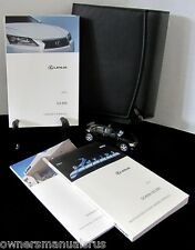 2013 Lexus GS350 with Navigation GS 350 Owners Manual Set  #O262