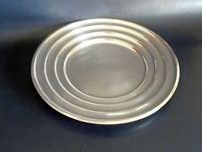 French Art Deco Round Serving Platter - Tableware Serving Pieces