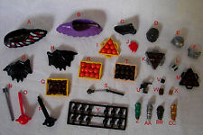 Playmobil  * Pick & Choose * SMALL KNIGHTS CASTLE PARTS .99 -1.99 w/ Combined Sh