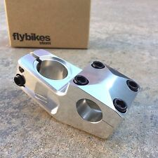 FLY BIKES ROEY POLISHED BMX BIKE STEM FIT CULT SUBROSA PRIMO ODYSSEY