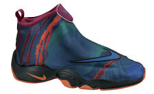 NIKE AIR ZOOM FLIGHT THE GLOVE PRM 631406-300 GARY PAYTON SONIC GREEN BLACK
