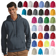 Gildan Mens Heavy Blend Hooded Sweatshirt Pullover Soft Hoodie 18500 - 3XL-5XL
