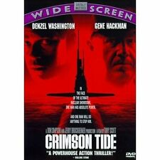 Crimson Tide (DVD, 1998, Widescreen)