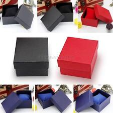 Stylish Present Gift Boxes Case for Jewelry Bangle Earrings Wrist Watch Box