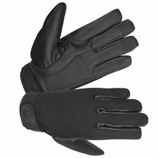 HUGGER Police Motorcycle Cut and Abrasion Protection Men's Neoprene Safety Glove