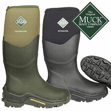 Muck Boots Muckmaster Moss or Black by The Muck Boot Company