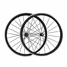 Alloy Brake Bicycle Carbon Aluminum Road Bike Wheels 38mm Clincher Carbon Wheels