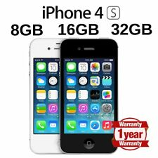 Apple iPhone 4s 64 32 16 8GB Factory Unlocked Smartphone Mobile Black White UK