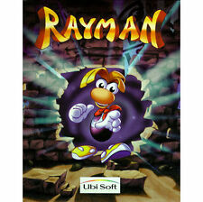 Rayman (Sony PlayStation 1, 1996) PS1