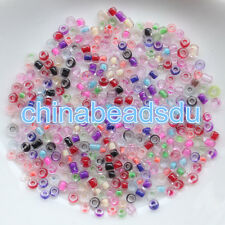 1000Pcs 2MM Czech Glass Seed Spacer Beads Jewelry Making DIY Pick 11 Colors