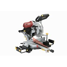 12 in. Double-Bevel Sliding Compound Miter Saw With Laser Guide System New 100%