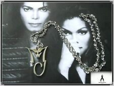 MICHAEL JACKSON MJ Style Necklace King Of Pop Free Shipping