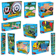 GIANT CHILDRENS GAMES GARDEN OUTDOOR ACTIVITY GAME KIDS ADULTS FAMILY XMAS FUN
