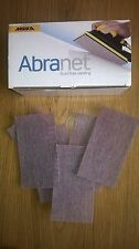 Mirka Abranet Strips 70 x 125mm Packs of 25 including mixed ** ALL GRITS *