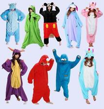 New unisex Adult Animal Onesie Kigurumi Pyjamas Sleepwear Funny hilarious Dress!