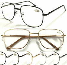 A73 High Quality Optical Reading Glasses/Large Frame & Lenses/Great Size & Value