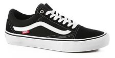 VANS OLD SKOOL PRO BLACK WHITE MENS NEW CASUAL SKATE SHOES SNEAKERS AUSTRALIA