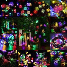 LED Fairy String Garden Holiday Xmas Wedding Party Christmas Decoration Lights