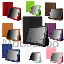 Folio Magnetic PU Leather Smart Cover Stand Wake/Sleep Case For Apple iPad 4 3 2