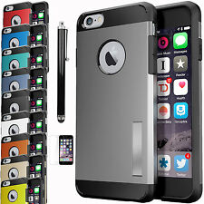 Hybrid Armor ShockProof Protective Hard Case Cover For Apple iPhone 6S PLUS