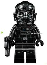 LEGO STAR WARS - UCS TIE PILOT FIGURE W/ PRINTED ARMS - BESTPRICE - V.RARE - NEW