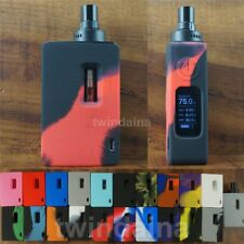 Silicone Case for eVic AIO Joyetech All In One Mod Skin Wrap Cover Sleeve New uk
