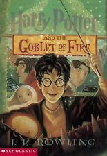 Harry Potter: Harry Potter and the Goblet of Fire 4 by J. K. Rowling (2002, Pape