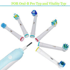 1pc Electric Toothbrush Heads For Great Traveler Replacement For Braun Oral B