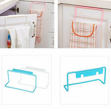Bathroom Kitchen Cabinet Cupboard Hanger Hanging Holder Organizer Towel Rack