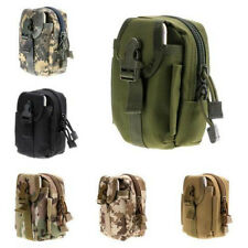 Tactical Molle PALS Waist Pack Utility Military Belt Waist Bag Travel Army Pouch