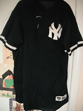 GAME USED YANKEES 1996-99 BATTING PRACTICE JERSEY Size 54 & STEINER COA Letter