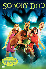 Scooby-Doo - The Movie (DVD, 2002, Widescreen)