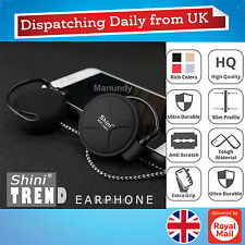 High Quality Slim Clip On Ear Hook Earphones Headphones For Mobile PC Mp3 IPOD