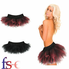 Ladies Tutu Skirt Sexy Fancy Dress Dance Burlesque Moulin XMAS Hen Night Party