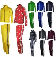 Mens Womens Running jogging Track Suit warm up pants jackets gym training wearHC