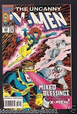 The Uncanny X-Men #308 Signed by John Romita Jr. W/COA (Jan 1994, Marvel)