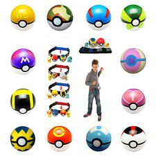 Hot Sale Pokemon GO Pokeball Cosplay Pop-up Poke BALL Pikachu Game Toy Kids Gift