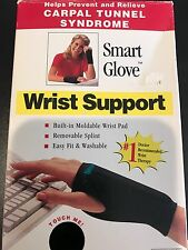 Smart Glove Carpal Tunnel Wrist Support, Black