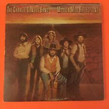 Charlie Daniels Band Million Mile Reflections Signed Autographed Record LP Album