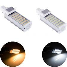 2PCS G24 6W 35LED 5050 SMD Bulb Lamp Light Energy Saving AC 100-240V Home I6K8