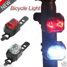 Bicycle Mountain 2 x LED Taillight Bike Cycling Warning Rear Tail Lamp Powerful