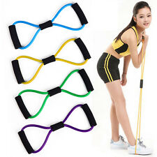 Workout Exercise Sports Band New Stretch Loop Fitness Gym Yoga Resistance Band