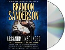NEW Arcanum Unbounded: The Cosmere Collection by Brandon Sanderson