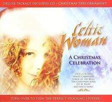 NEW Celtic Woman: A Christmas Celebration (with Christmas Ornament) (Audio CD)