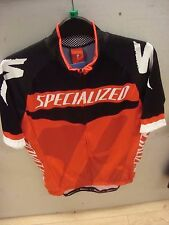 Specialized Pro Racing short sleeve jersey mens cycling top UV resistant medium