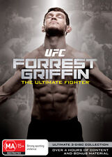 UFC - Forrest Griffin - The Ultimate Fighter DVD BHE