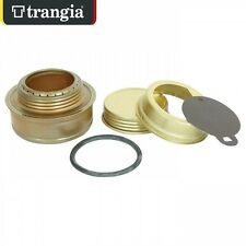 TRANGIA® B25 SPIRIT STOVE WITH SCREW CAP & SIMMER RING BRASS MADE IN SWEDEN