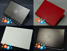 New KH Laptop Carbon Leather Sticker Skin Cover Protector for ASUS FX60V