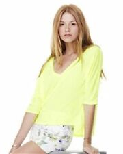 Women's Cropped T-shirt Loose-fit Dolman sleeve in light-weight fabric by Bella