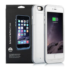 New External Backup Power Charger Case For iPhone 6s 6Plus 6800mAh Battery Case
